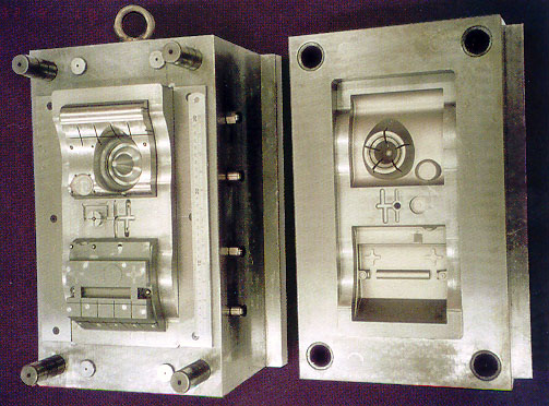 AWI Industries Sample Mold